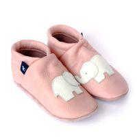 Erste Schuhe Elefant
