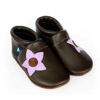 Babyschühchen Blume