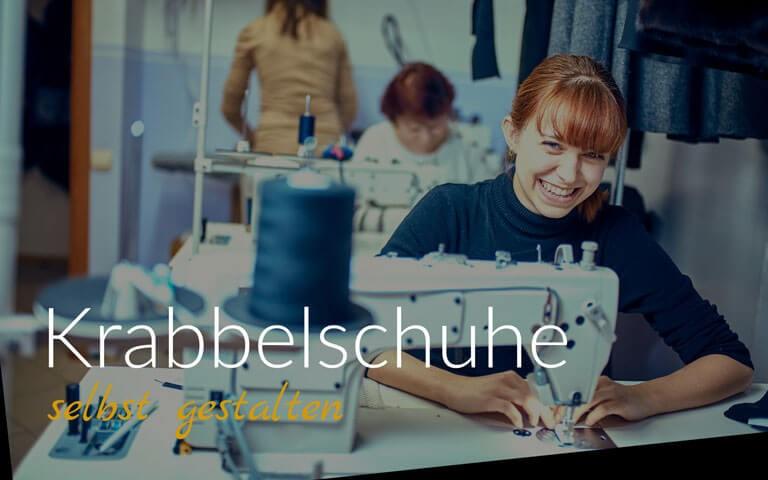 premium selection e465a eb8af Krabbelschuhe & Lederpuschen beim Hersteller günstig kaufen